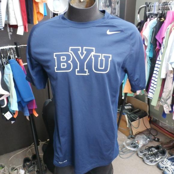 huge discount 49075 9896c Men's BYU Cougars T Shirt size medium blue 30591
